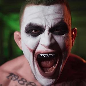 Baba Jaga jako Joker.