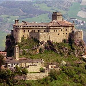 Pevnost Bardi Il Castello