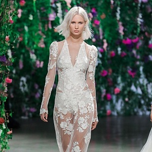 Šaty návrhářky Galie Lahav
