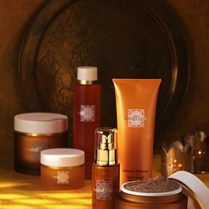 Kosmetická řada MarocMaroc