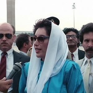 Benazir Bhutto, 1988