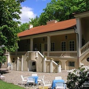 Bertramka muzeum W.A.Mozarta a manželů Duškových