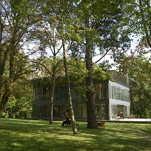 Dům designéra Phillipa Starcka