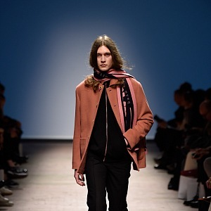 brown in FW 2018