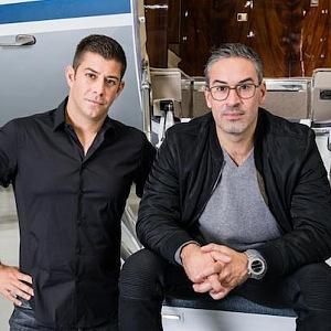 Arturo Gomez a Todd Rubin, zakladatelé