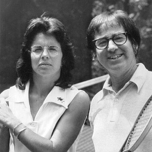 Billie Jean King a Bobby Riggs