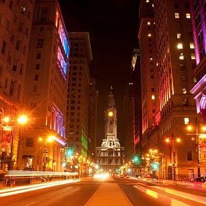 Philadelphia, Avenue of the arts