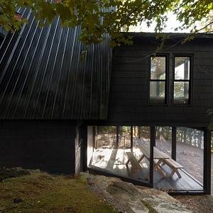 Dům od architekta Jean Verville