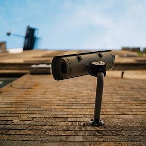Kamery jsou v Číně na každém rohu.