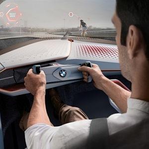 Koncept vozu, vizualizace
