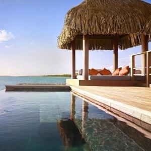 Bora Bora a luxusní Resort Four Season*****