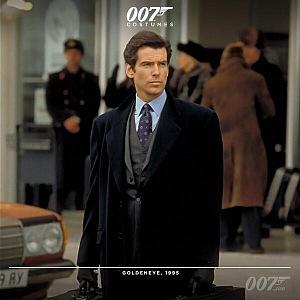 Nejvíc sexy Bond všech dob! Pierce Brosnan.