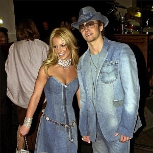 Britney Spears a Justin Timberlake