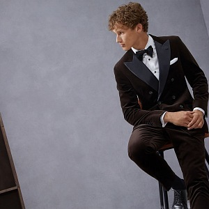 Creative Black Tie s Brunello Cucinelli