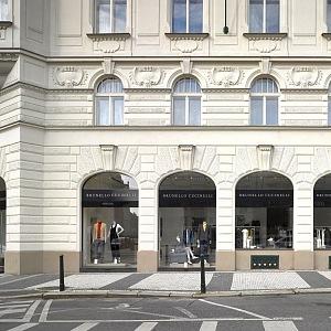 Nový obchod Brunello Cucinelli v Praze