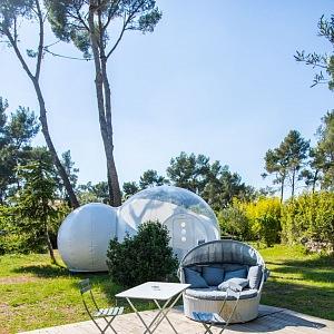 Bubliny, bydlení v Attrap'Rêves