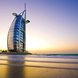 Jeden z nejluxusnějších hotelů světa je v Dubaji