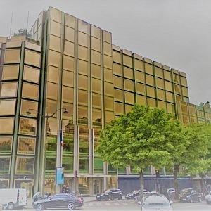 Bulgari hotel Paris, 30 Avenue George