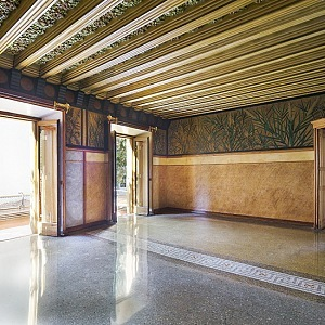Casa Vicens - nenapodobitelný interiér Gaudího