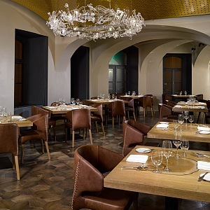 Restaurace La Degustation Bohéme Burgoise
