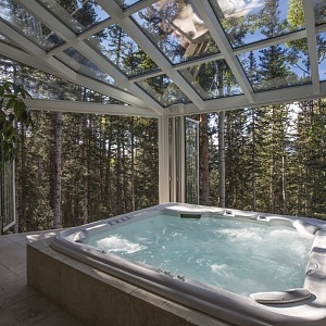 Whirpoolka v Telluride domě