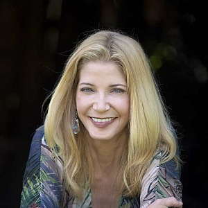 The author Candace Bushnell