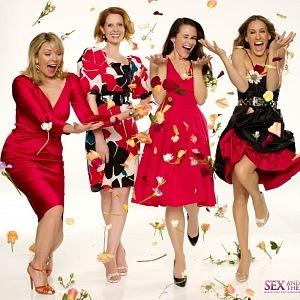 Samantha, Miranda, Charlotte a Carrie