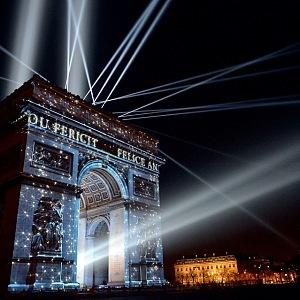 Silvestr v Paříži