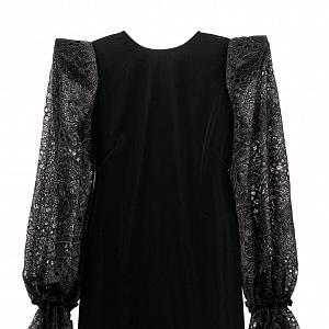 Černé šaty THE VAMPIRE´S WIFE X H&M
