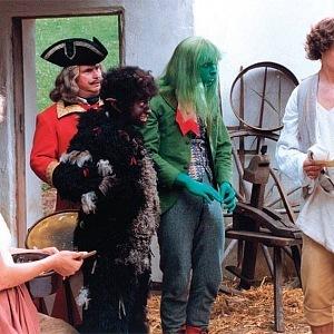 Národ si herečku pamatuje jako chlupatého čerta z pohádky Princezna ze mlejna.