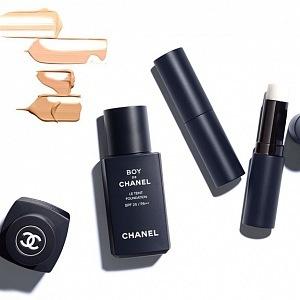 Je libo kvalitní pánský make-up a balzám na rty?