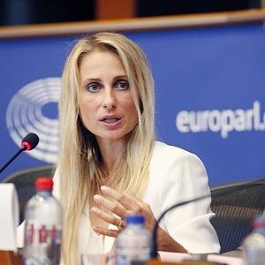 Dita Charanzová se dostala do vedení Evropského parlamentu.