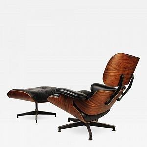 Charles Eames, vintage křeslo, židle