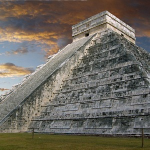 Chichén Itzá, Yucakán