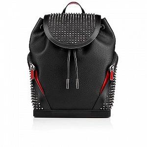 Luxusní batoh od Christiana Louboutina