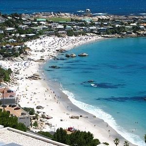 Clifton Beach - Kapské město