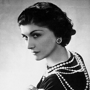 Představitelka Chanelu - Gabrielle Coco Chanel