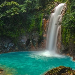 Exotická Kostarika