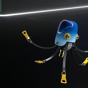Chobotnice Scuba