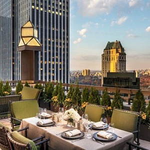 Luxusní hotel v NYC