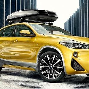 BMW X2 - sportovní charakter nezapře