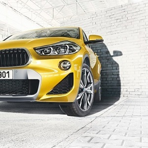 BMW X2 - dynamický vůz
