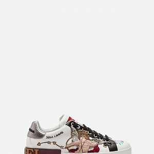 Jedinečné designové tenisky Dolce&Gabbana.