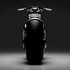 Elektrická motorka Bobber