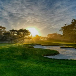 CYPRESS POINT GOLF CLUB, Pebble Beach, USA