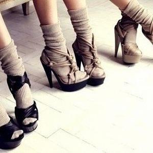 Ponožky v sandálech - módní záležitost?