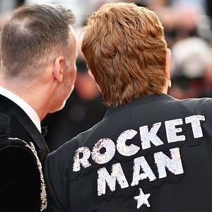 Elton John v Cannes