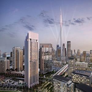 Creek Tower, nová nejvyšší stavba světa