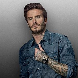 David Beckham jako ambasador značky Tudor