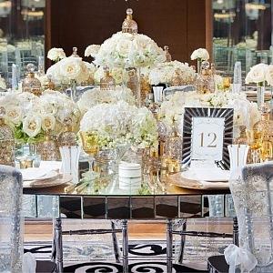 Luxury wedding in Le Royal Monceau Raffles Paris